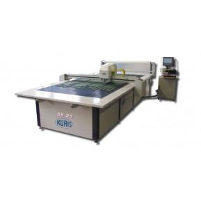 Розкрійна автоматична багатошарова машина Kuris CNC Cutter SK25