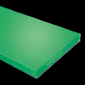 Плита для ручних робіт зелена 500x500x5mm