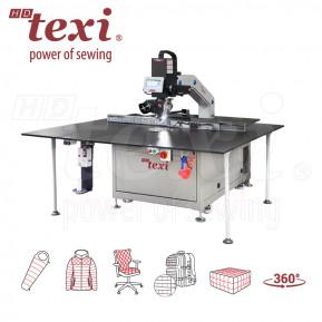 Швейна машина TEXI FREE 360 LF 120X80 SET
