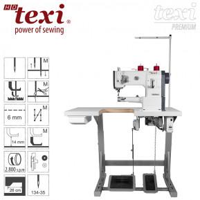 Швейна машина TEXI HD FORTE CILINDRO UF PREMIUM