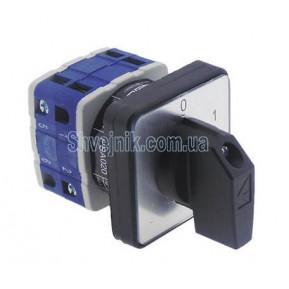 Кулачковий перемикач PSA020AK331S