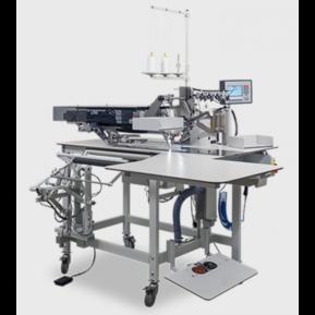Швейніи автомат для скошених прорізних кишень ASS BASS 3204B