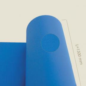 Тканина блакитна 240.IB 1.5м