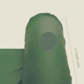 Тканина зелена світла 1,6м 242.DA