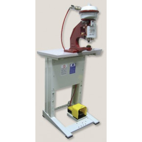 Пневматичний прес для набивки металофурнітури S.P.S Model 404.PN.A