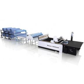 Автоматичний настилочний комплекс Oshima J3-190 + R6-190 + Table 12m Set