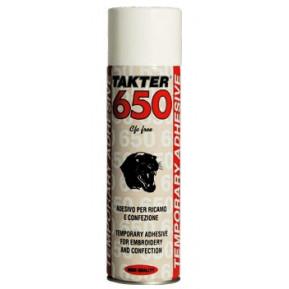Клей сухий Takter 650