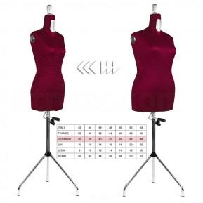 Манекен розсувний Texi Dress Form Premium 36-48