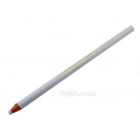 Олівець білий Mitsubishi 7600