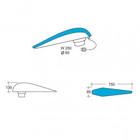 Прасувальна форма Primula F13/C
