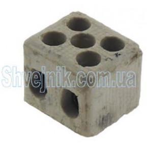 Клемник керамічний 2-х контактний SYKLT 22
