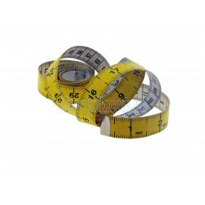 Сантиметр кравецький (вимірювальна стрічка) 39202 (см/дюйм)