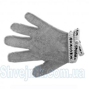 Кольчужна рукавиця 5 пала (середня) S2