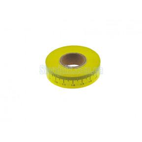 Стрічка сантиметрова для розкрійних столів 20 м (права) A1042AD