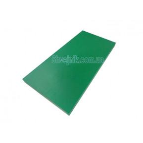 Плита для вирубного пресу зелена 900x450x50mm