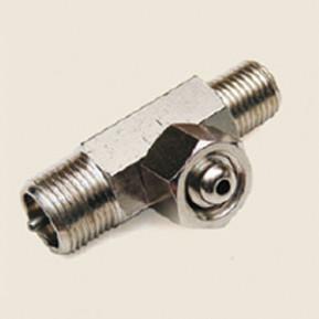 Зворотній клапан до парових прасок 2F OPEN 304.CP
