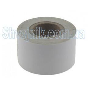 Стрічка печатна біла 3см (рулон-61м)