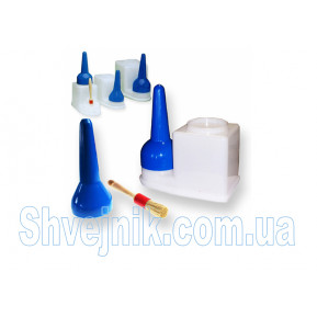 Контейнер для клею пластиковий 3л
