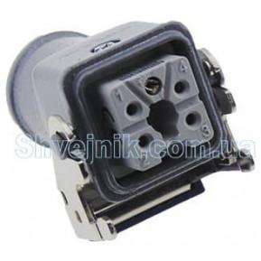 Розетка 5-контактна EBM05PU36