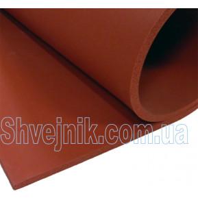 Поролон силіконовий Elastic Silicone Red Transfer 10мм