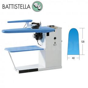 Прасувальний стіл консольного типу BATTISTELLA NETTUNO BLOWING