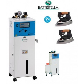Парогенератор автоматичний BATTISTELLA PLUTONE WITH 2 IRONS
