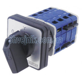 Кулачковий перемикач PSA016MS335S