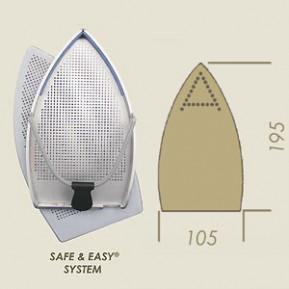 Тефлонова армована підошва (накладка) Cissel 3500