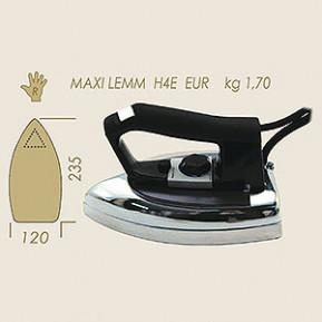 Праска електропарова MAXI LEMM H4E EUR