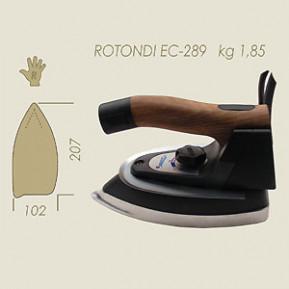 Праска електропарова ROTONDI EC-289 304.TTR