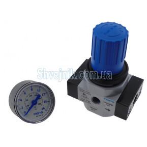Регулятор тиску LR-1/4-D-MINI