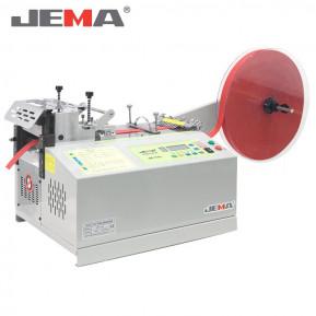Автоматична машина для нарізки тасьми холодним ножем (прямо) JM-110L