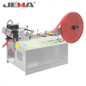 Автоматична машина для нарізки тасьми холодним і гарячим ножем (прямо) JM-110LR