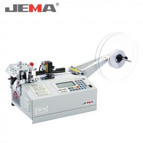 Автоматична машина для нарізки тасьми холодним ножем (прямо) з датчиком довжини JM-120HL