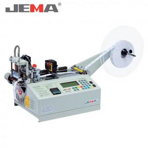Автоматична машина для нарізки етикеток гарячим ножем (прямо) з датчиком довжини JM-120SH