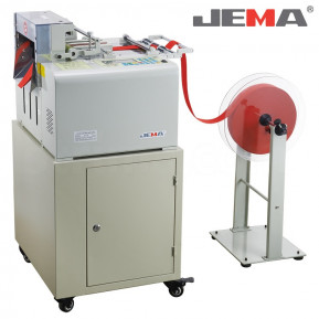 Автоматична машина для нарізки сер. і важ. матеріалів xолодним ножем (прямо) JM-130L 200MM