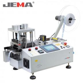 Автоматична багатофункціональна машина з гарячим ножем (прямо) з функцією вирізання отворів JM-150H