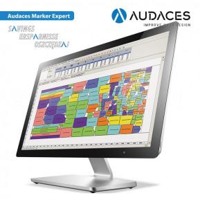 Програмне забезпечення для оптимізації розкладки AUDACES Marker Expert