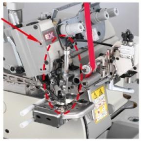 Механізм фіксації тасьми Racing RTA-50