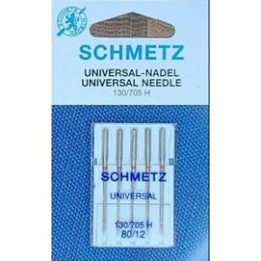 Голки побутові Schmetz 130/705 H XCS №80