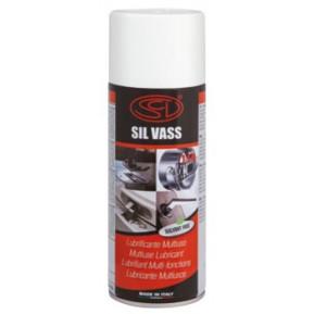 Змазка вазелінова Silvass (400 ml)