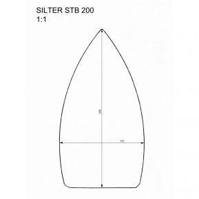Підошва металева (накладка) STB 200 R