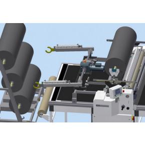Навантажувач рулонів Kuris Speed-Lift