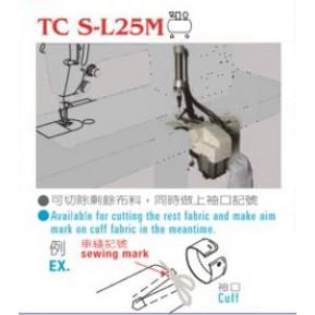 Пневматичний пристрій обрізки матеріалу Racing TCS-L25