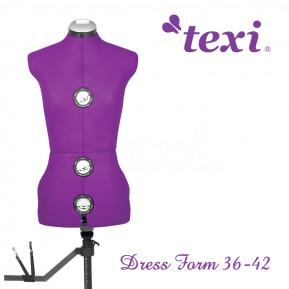Манекен розсувний Texi Dress Form 36-42