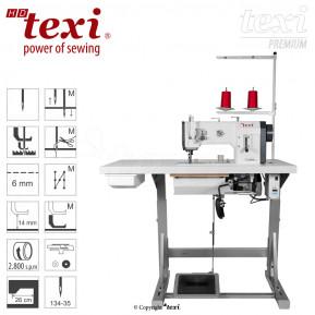 Швейна машина Texi HD FORTE-B UF PREMIUM