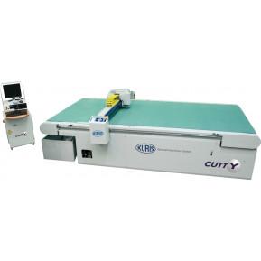 Автоматична розкрійна одношарова машина Kuris Cutty 2321 ZK ULTRASONIC